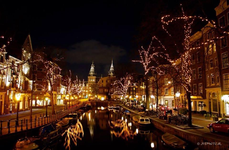 Ολλανδία Χριστούγεννα