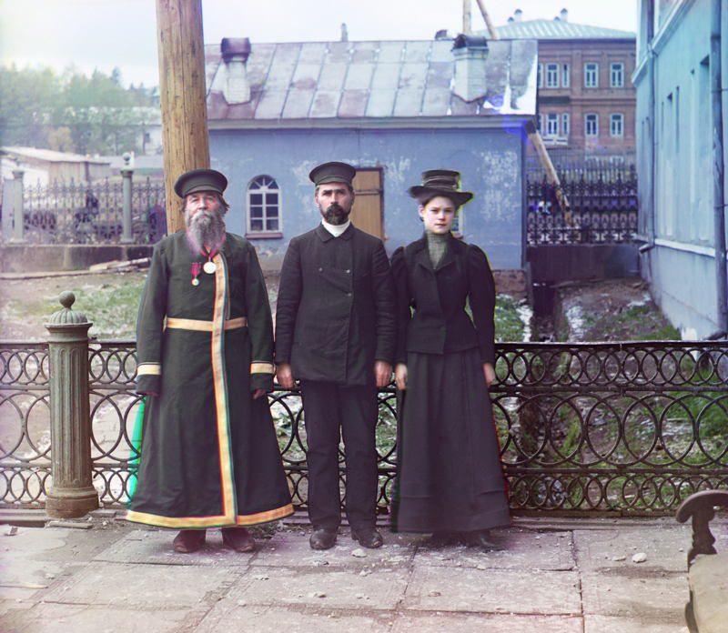 Κοινωνία της τσαρικής Ρωσίας