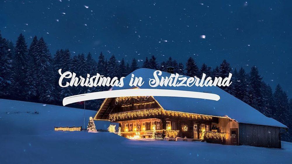 Χριστούγεννα στην Ελβετία