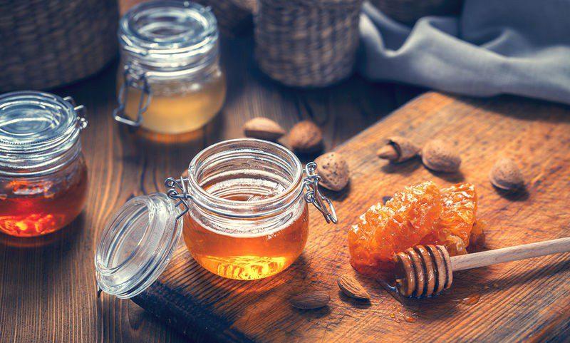 κουρασμένο μέλι