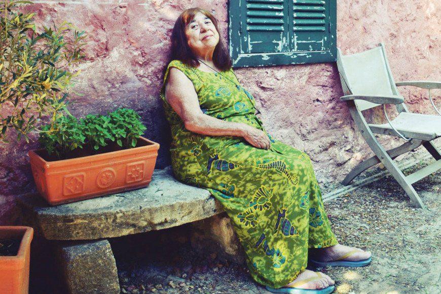 Κατερίνα Αγγελάκη Ρουκ: πνευματικό παιδί Ν. Καζαντζάκη