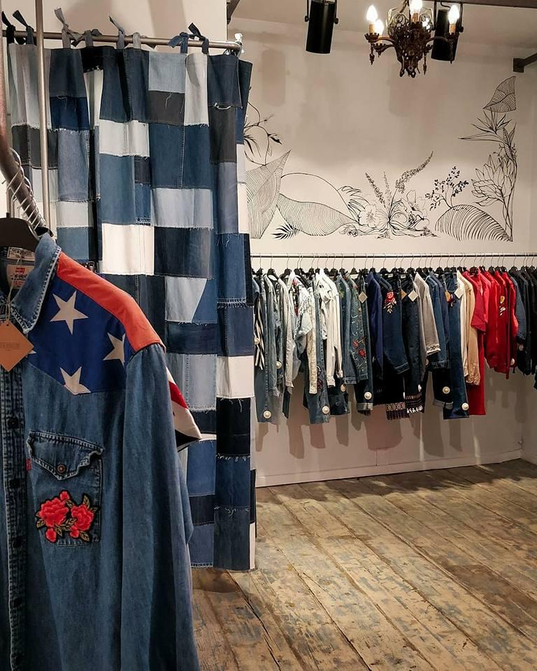 Concept Store Art & Industry: συλλεκτικά ρούχα στο κέντρο της Αθήνας