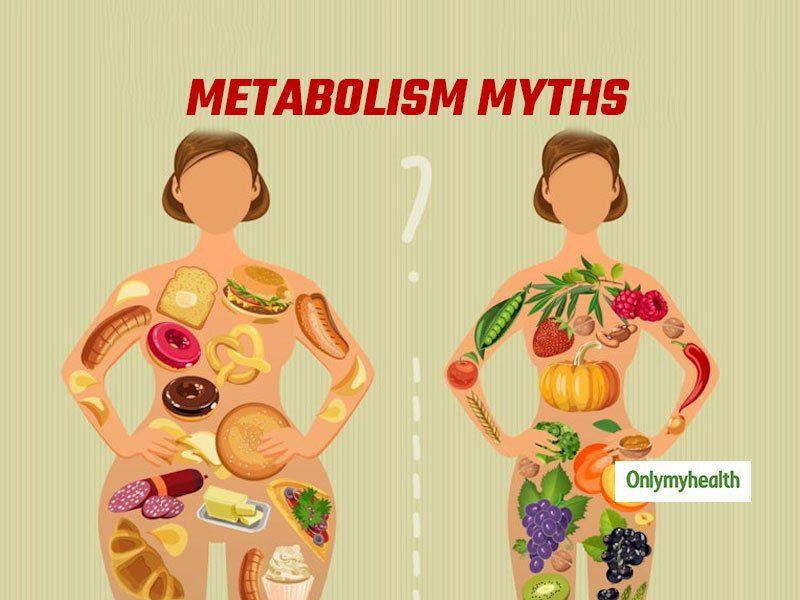 Μύθοι και αλήθειες για το μεταβολισμό