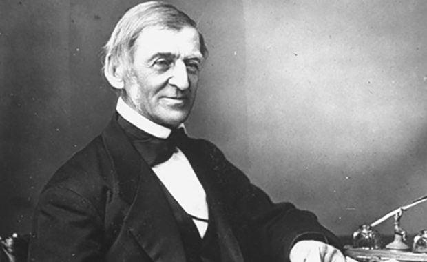 Ο Ralph Waldo Emerson