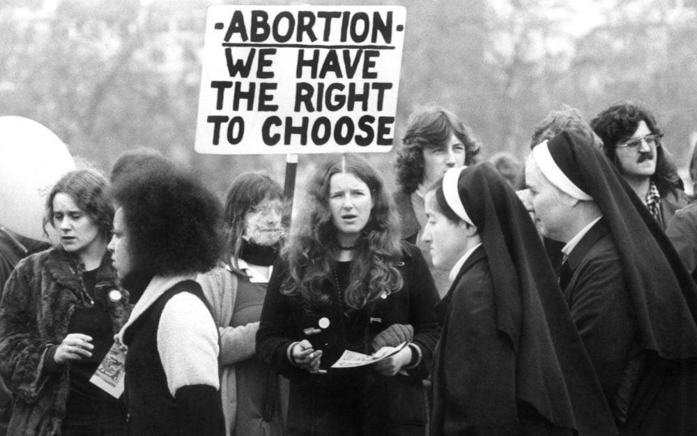 Tο δικαίωμα έκτρωσης
