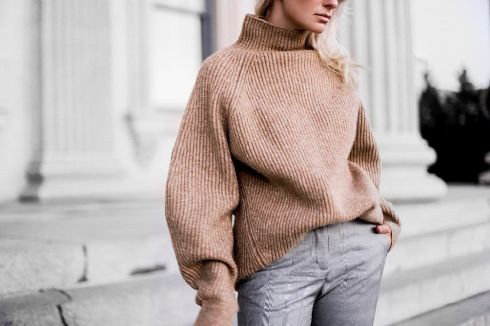 πλεκτά πουλόβερ