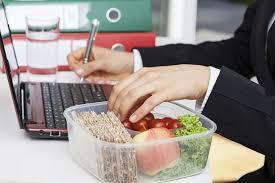 γεύματα στη δουλειά