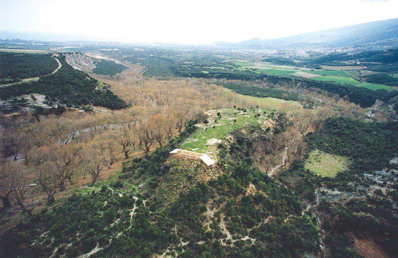 Αρχαιολογικός χώρος Λειβήθρων