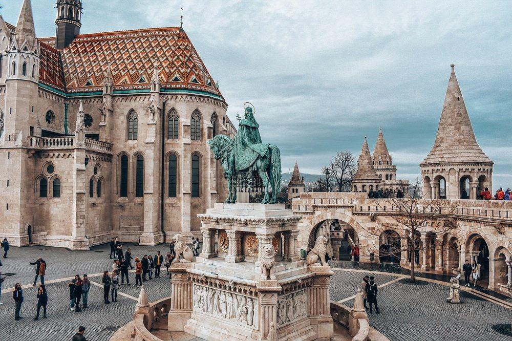 γοητεία Βουδαπέστης