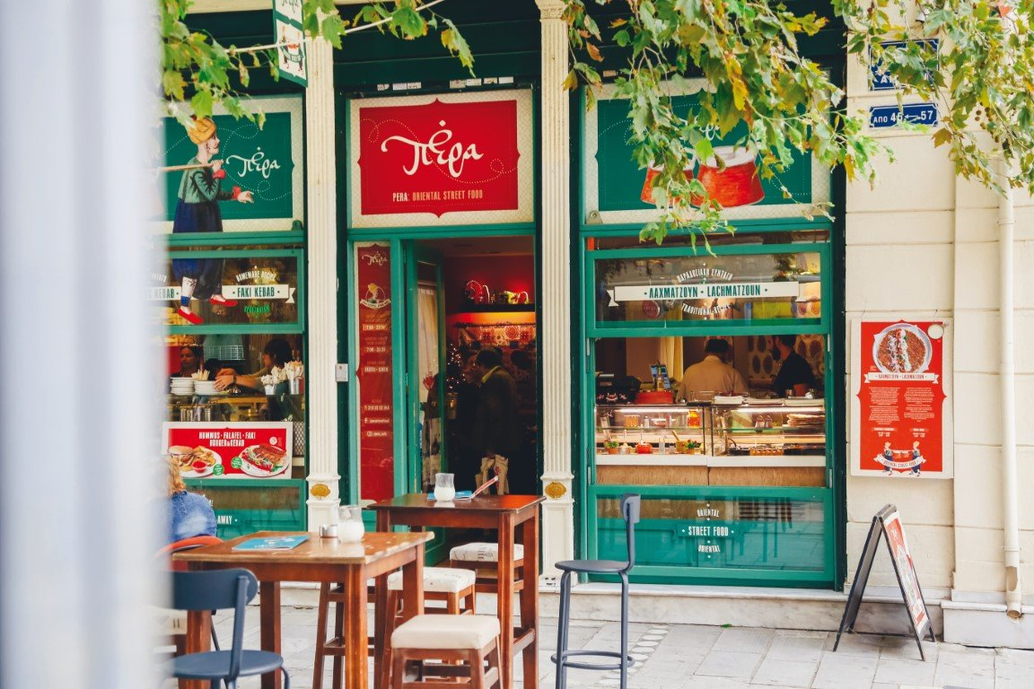 Τα καλύτερα εστιατόρια στην Αθήνα - Η Λίστα