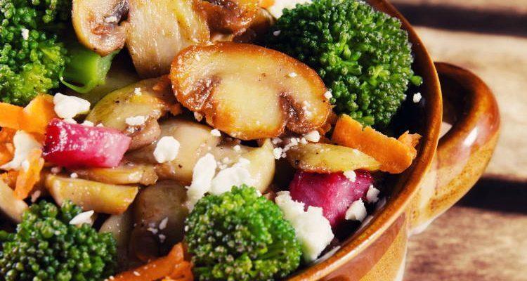 θρεπτικές σαλάτες