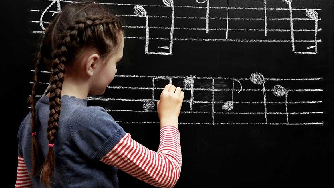 Η σημασία της μουσικής στην εκπαίδευση των παιδιών