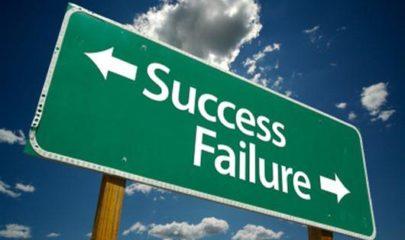 φόβος για την αποτυχία