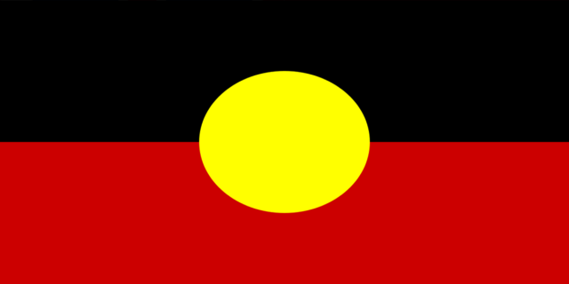 Σημαία αυτόχθονες πληθυσμοί