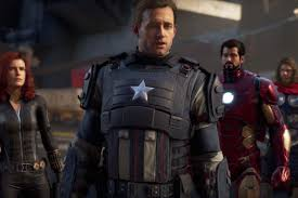 Marvel's Avengers παιχνιδιών