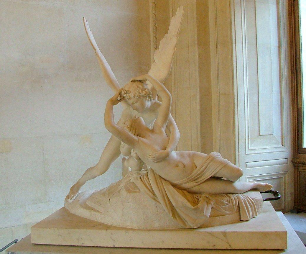 Ο έρωτας μέσα από την Αρχαία Ελληνική Μυθολογία