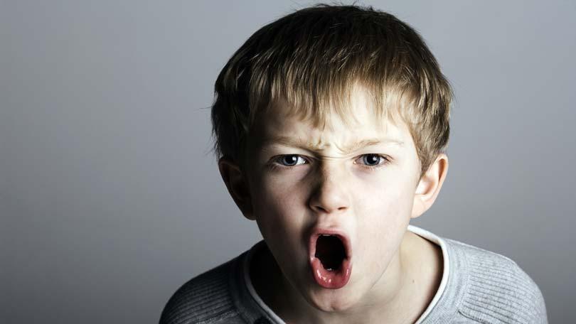 συμπεριφορά παιδιού