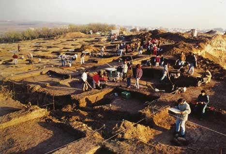 Νεολιθικός οικισμός Μακρυγιάλου
