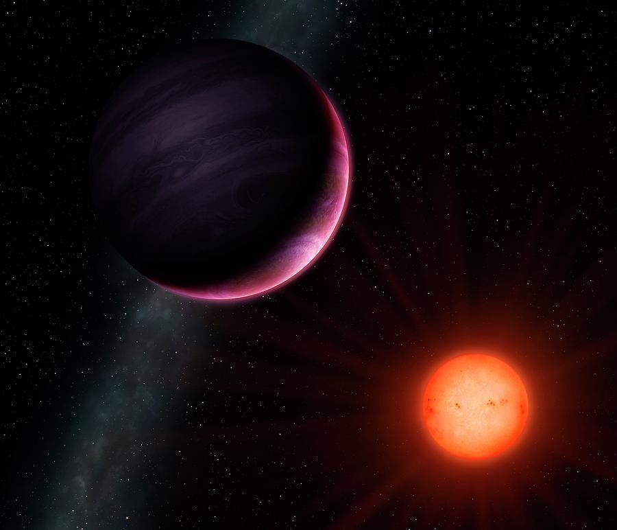 εξωπλανήτης, κόκκινος νάνος