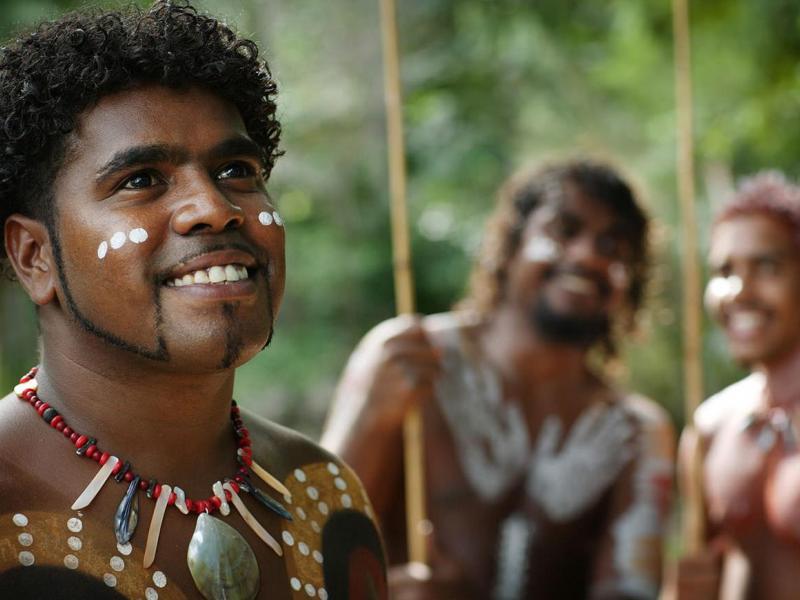 αυτόχθονες πληθυσμοί