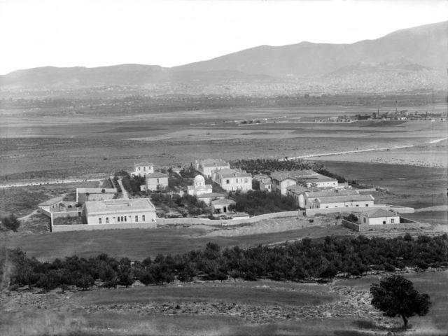 Δρομοκαΐτειο Θεραπευτήριο το 1901