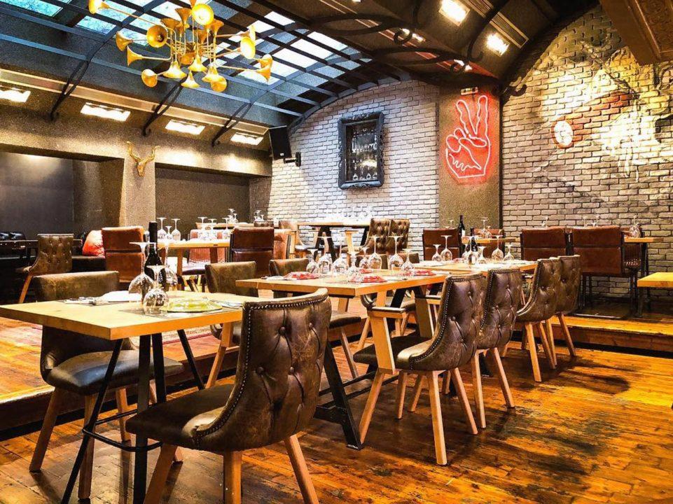 Τα καλύτερα εστιατόρια της Θεσσαλονίκης - The Backroom