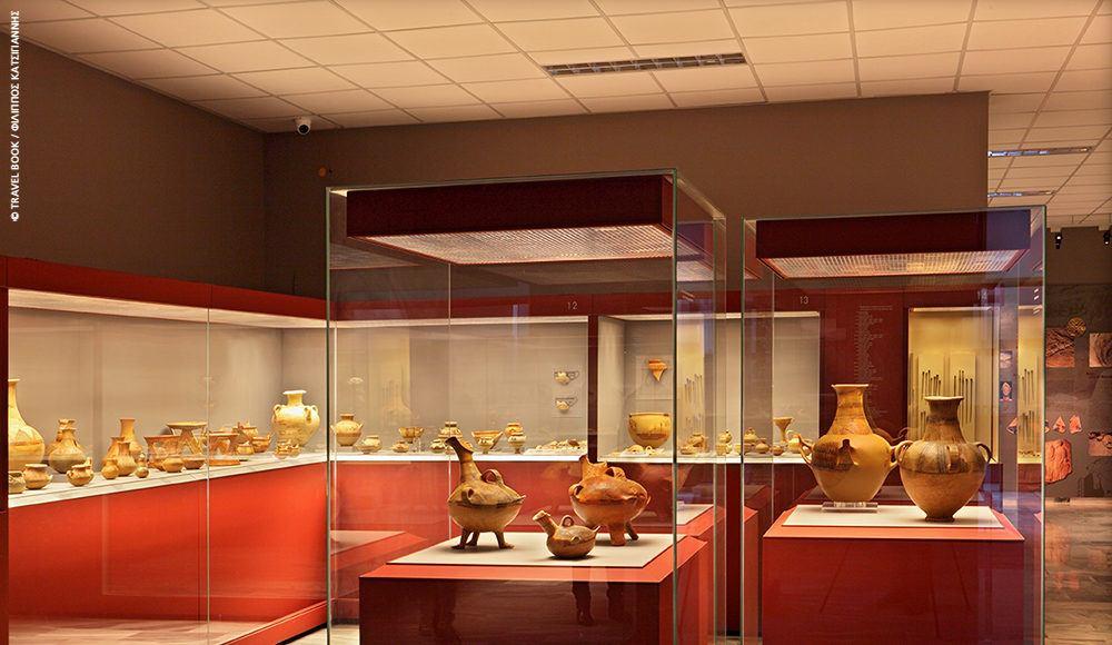 Αρχαιολογικό Μουσείο Αιανή-Κοζάνη