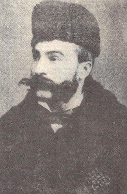Ο Γεώργιος Βιζυηνός σε νεαρή ηλικία