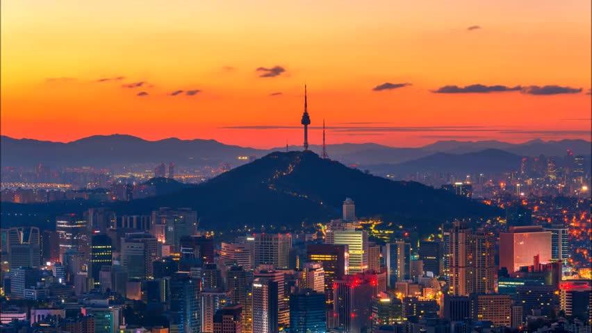 αρχιτεκτονική, Σεούλ, Νότια Κορέα