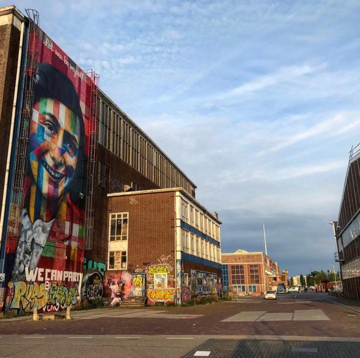 ανοιξιάτικη απόδραση στο Άμστερνταμ