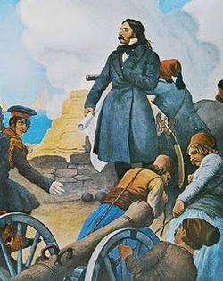 Η Έξοδος του Μεσολογγίου αποφασίστηκε από τους αγωνιστές όπως ο Αλέξανδρος Μαυροκορδάτος, πηγή εικόνας: el.wikipedia.org