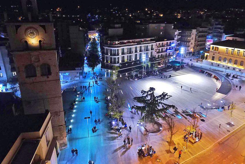 Κοζάνη-πλατεία