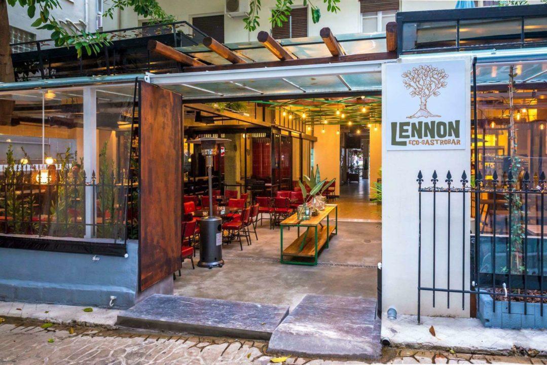 Brunch στην Πάτρα - Lennon Cafe