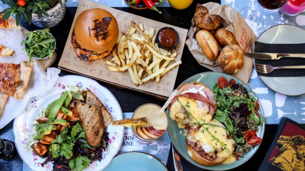 Brunch στα βορεια προαστια Αθηνα - Penny Lane Comfort Food