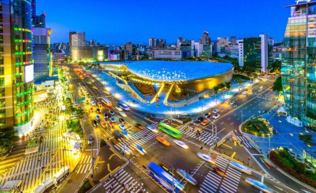Σεούλ, αρχιτεκτονική
