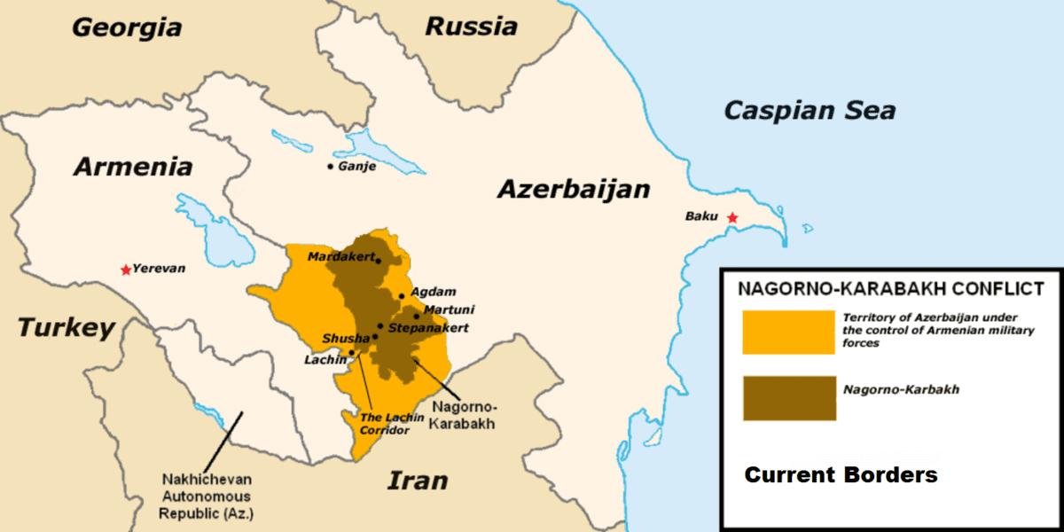 Ναγκόρνο - Καραμπάχ