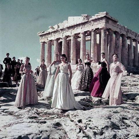 Dior in Acropolis