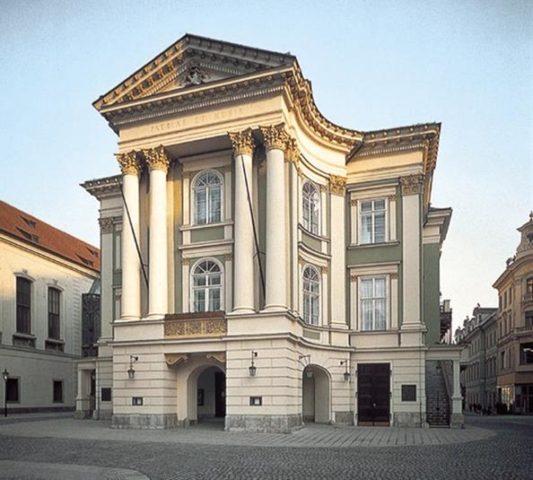 Τσεχία, Εθνικό Θέατρο