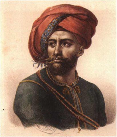 Η Έξοδος του Μεσολογγίου ήταν επέμβαση του Ιμπραήμ (εικόνα), πηγή εικόνας: taNea.gr