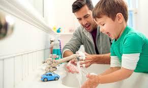¨Ο κορονοϊός απαιτεί να πλένουμε τακτικά τα χέρια μας