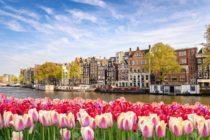 Άμστερνταμ: Ανοιξιάτικη απόδραση με φόντο της τουλίπες