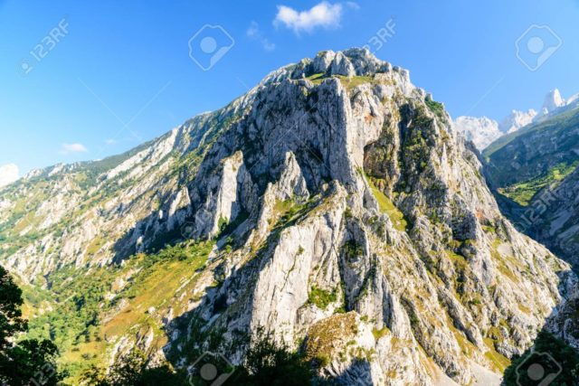 European peaks/ Ευρωπαϊκές κορυφές στο Αστούριας