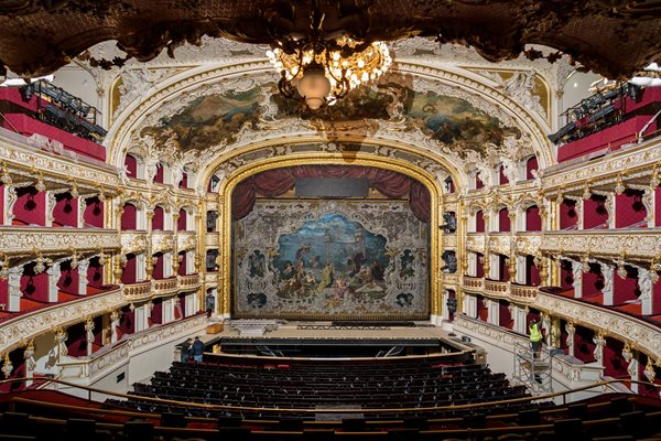 θέατρο, Πράγα