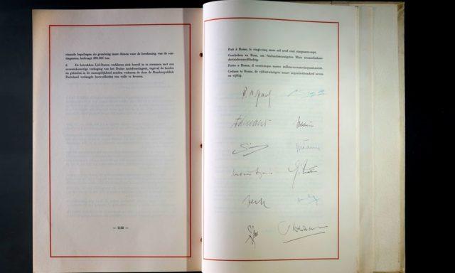 ΕΟΚ Συνθήκης Ρώμης