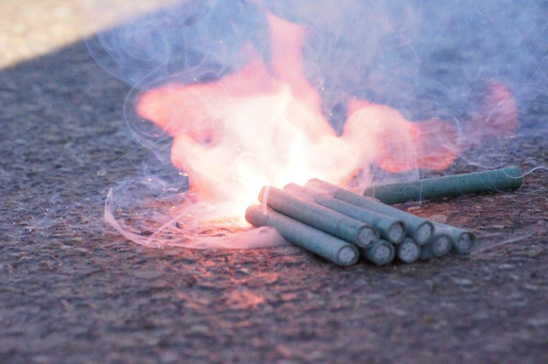 πυροτεχνήματα και κίνδυνοι