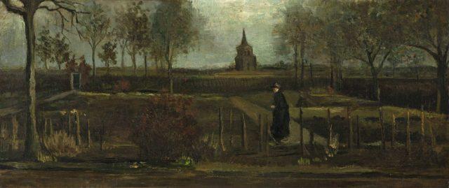 Πίνακας του Van Gogh «κάνει φτερά»