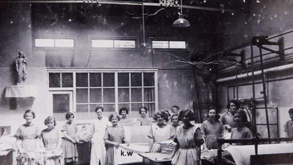 """Οι κόρες της """"ντροπής"""" στα πλυντήρια της Μαγδαληνής"""