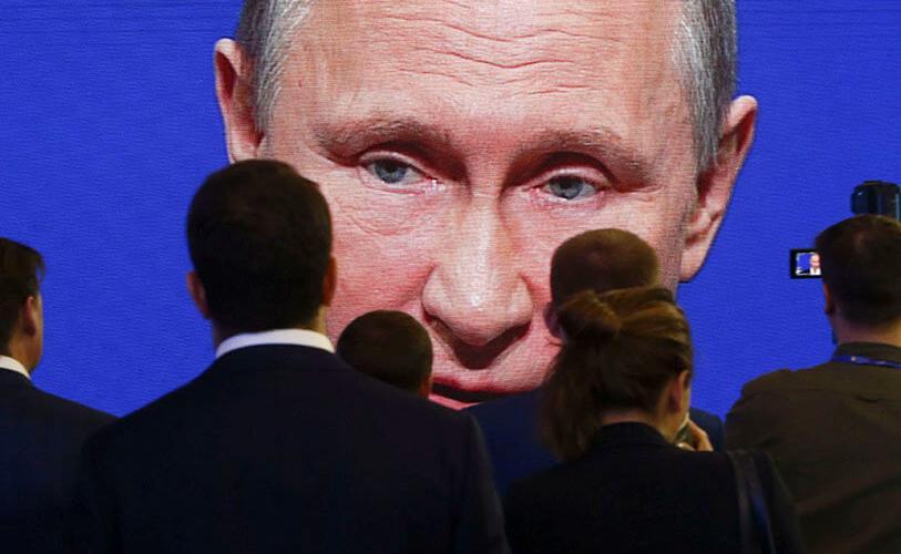 O κορωνοϊός και ο Putin