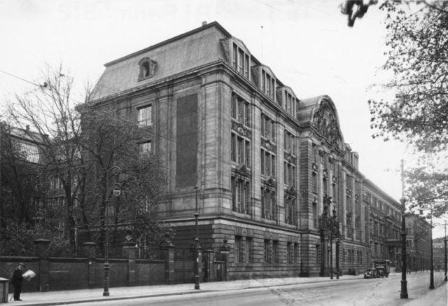 Πηγή εικόνας: el.wikipedia.org | Το Αρχηγείο της Γκεστάπο στο Βερολίνο