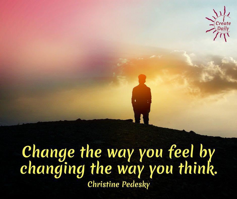 Γνωστική αναδόμηση: αλλάζοντας την σκέψη μας αλλάζουμε την ζωή μας
